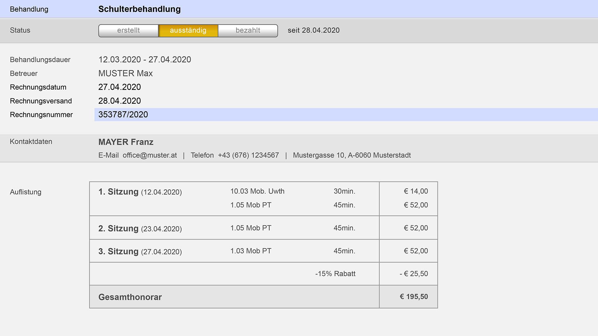 PDF Rechnung ohne Signatur ist erlaubt und macht Sinn
